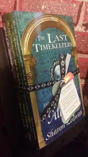 The Last Timekeepers Holiday Gift Bundle - Paperback