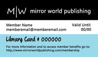 Membership Card - MirrorWorldPublishing