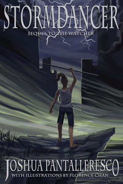 Stormdancer (Paperback) - MirrorWorldPublishing