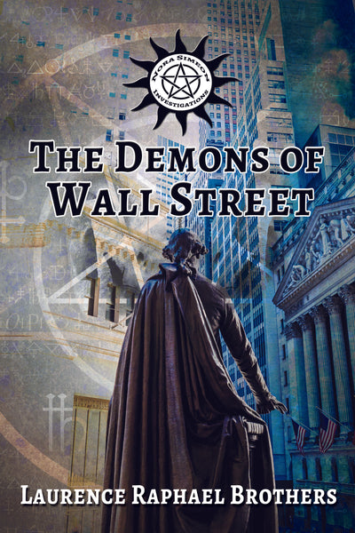 The Demons of Wall Street (Nora Simeon #1) - E-book