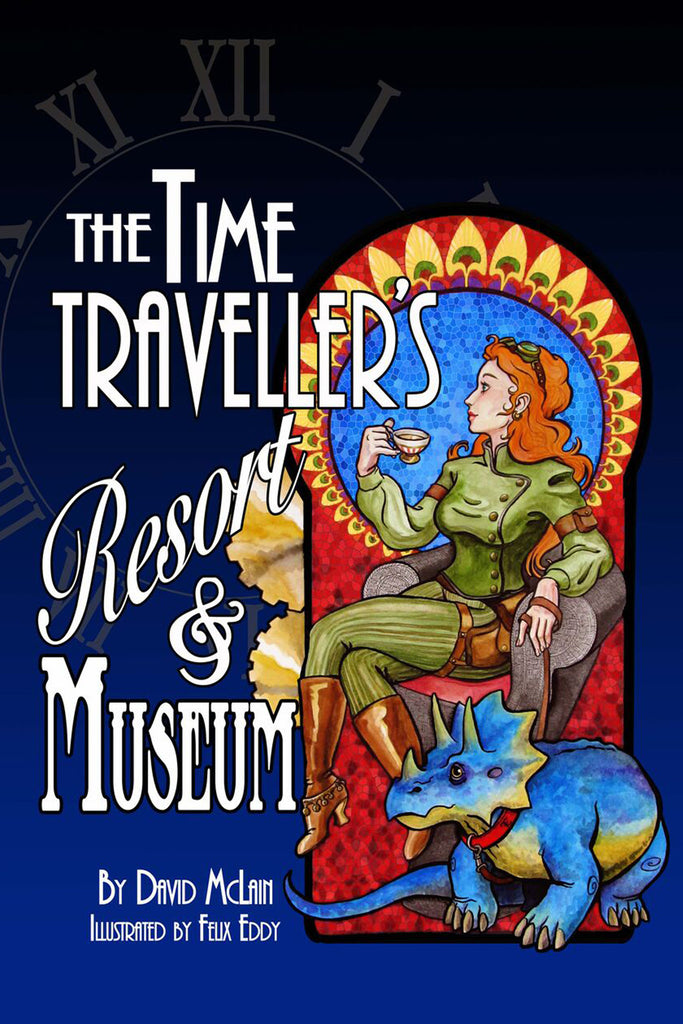 The Time Traveller's Resort and Museum - Paperback - Mirror World Publishing