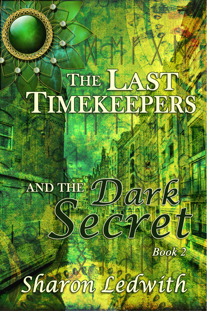 The Last Timekeepers and the Dark Secret (ebook) - Mirror World Publishing