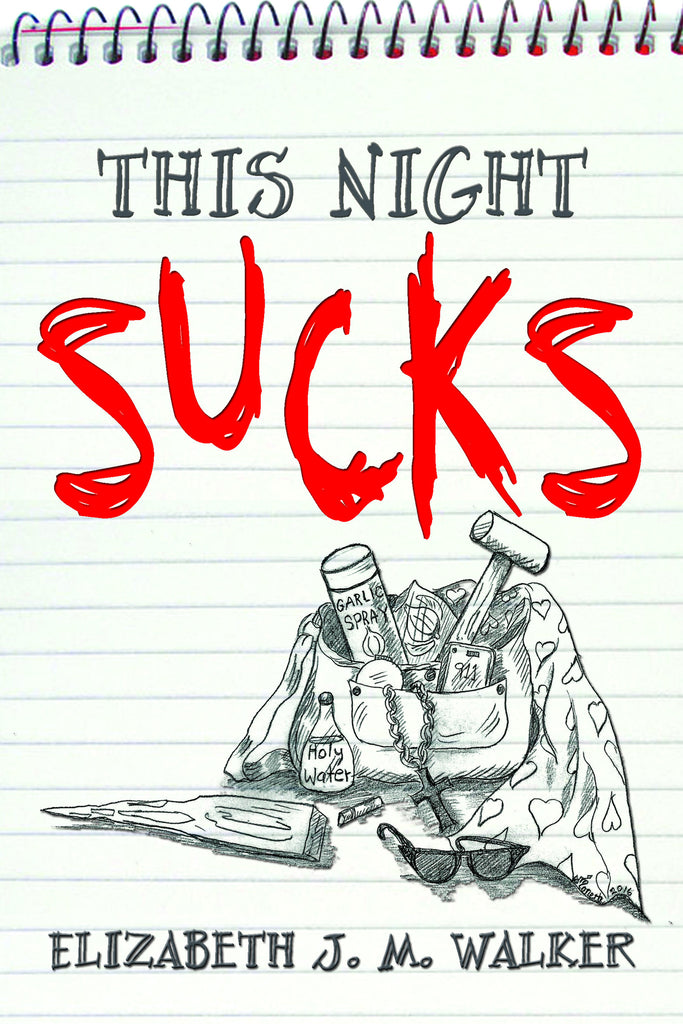 This Night Sucks (Paperback) - MirrorWorldPublishing