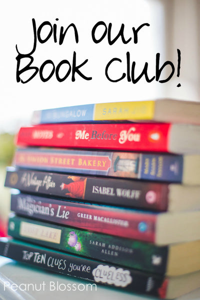 Book Club - This Month's Pick (1 paperback book)