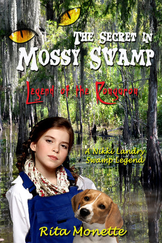 The Secret in Mossy Swamp (Paperback)