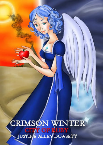 Crimson Winter: City of Ruby (Ebook)