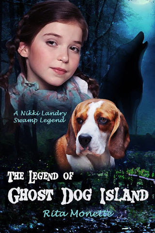 The Legend of Ghost Dog Island (Paperback)