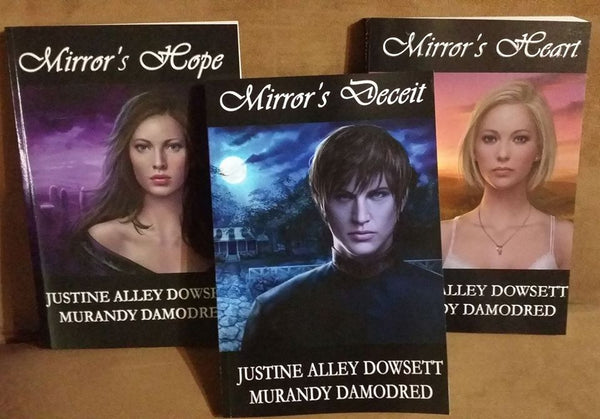 Mirror World Series Box Set - Paperback