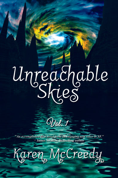 Unreachable Skies: Vol. 1 - Paperback