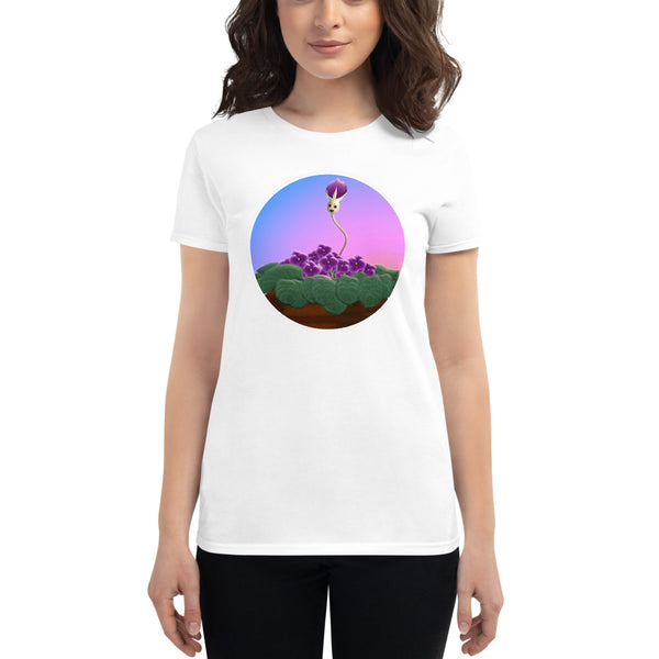 Violet's Women's short sleeve t-shirt