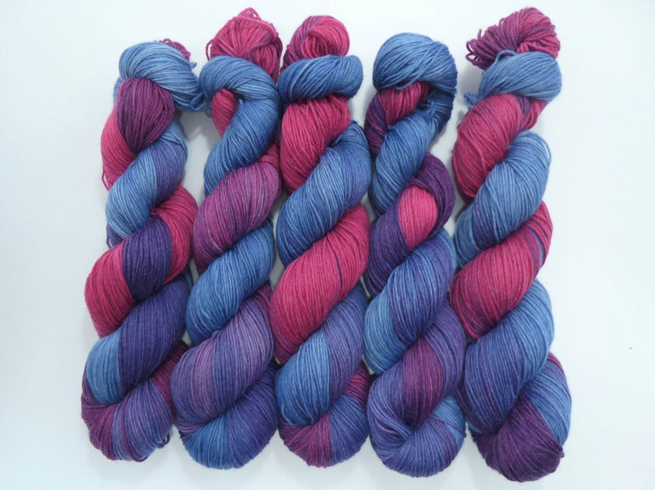 Alpaca Sock Yarn, 4 ply