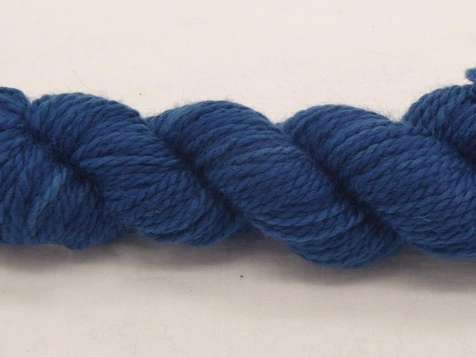 Aran Superwash Bluefaced Leicester Yarn, Blues