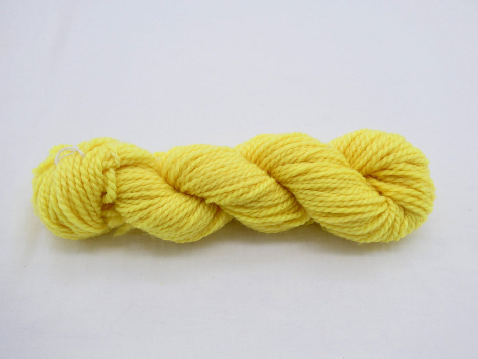 Aran Superwash BFL Yarn, Yellow