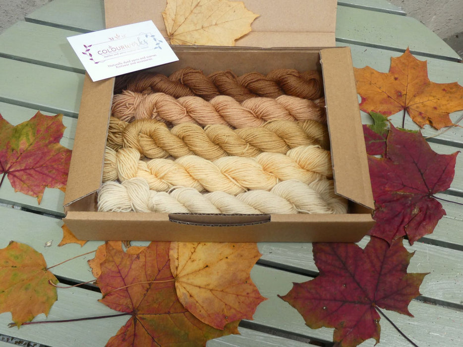 Mini Skeins Selection Box, Limited Edition