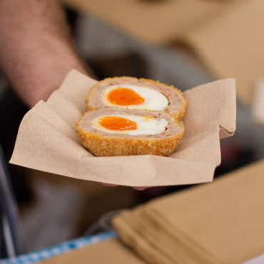 SIX Spectacular Scotch Eggs