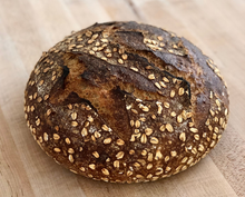 Load image into Gallery viewer, Whole Wheat Oat Loaf
