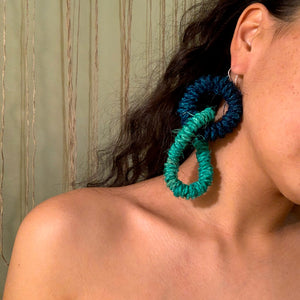 Waybarra earrings