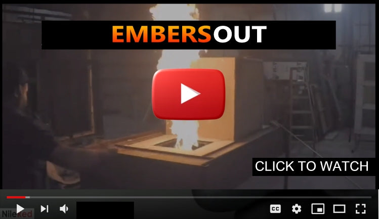 Click here to watch our Embers Out video