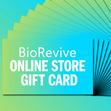 Load image into Gallery viewer, BioRevive Online Store Gift Card