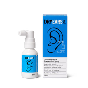 DryEars Spray - Swimmer's Ear Prevention Spray 30ml