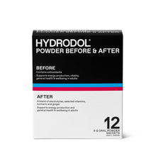 Load image into Gallery viewer, Hydrodol Combo - Before & After Powder 12 Sachets