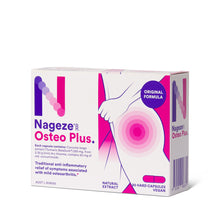 Load image into Gallery viewer, Nageze Osteo Plus 30 Capsules