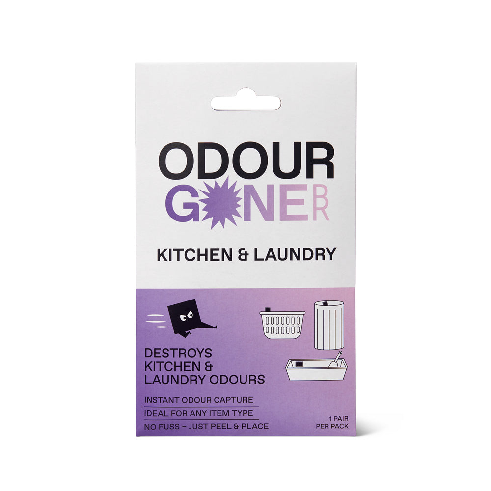Odour Gone Kitchen & Laundry