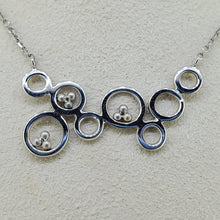 Load image into Gallery viewer, Circle Connection Necklace