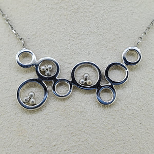 Circle Connection Necklace