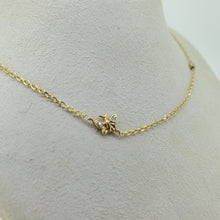Load image into Gallery viewer, Butterfly Diamond Necklace