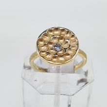 Load image into Gallery viewer, Handmade Hammered  Ring