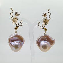 Load image into Gallery viewer, Baroque Pink Pearl