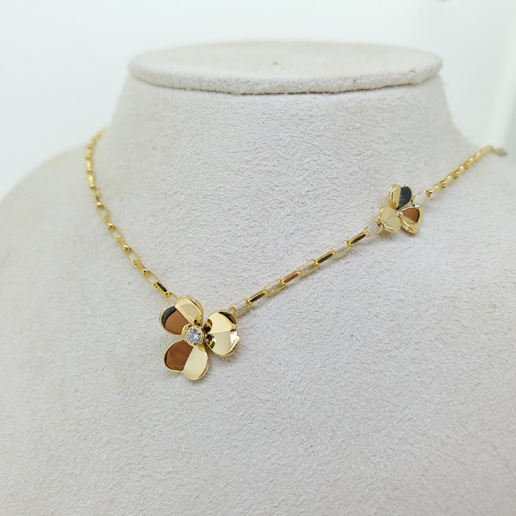 Flower Collection Necklace