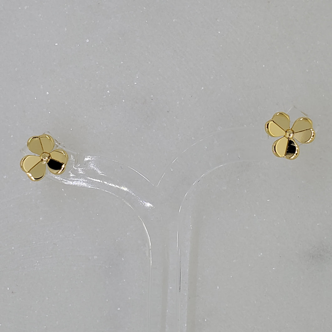 Flower Collection Stud Earrings