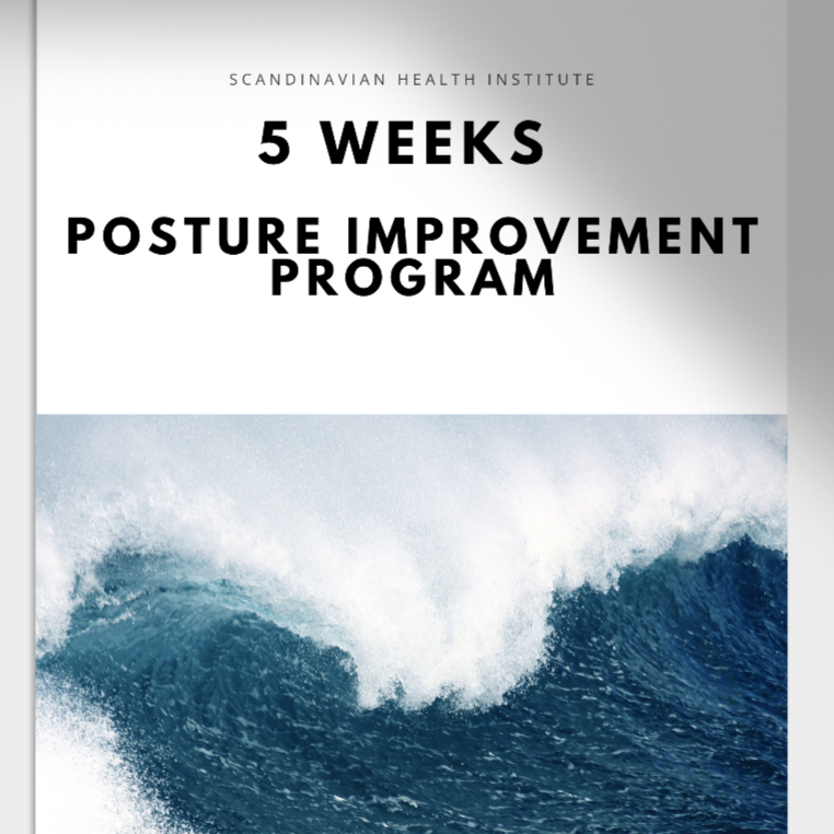 5 week program to improve your neck posture