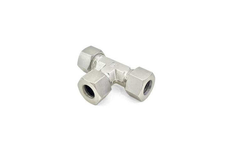 Stainless Steel 316 DIN 2353 Tube Fittings (1) ' Union / Union Elbow / Union Tee