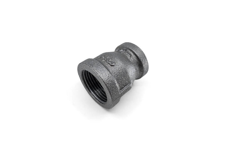 Black Malleable Iron Fittings (1) ' Socket / Reducing Socket / Hex Nipple
