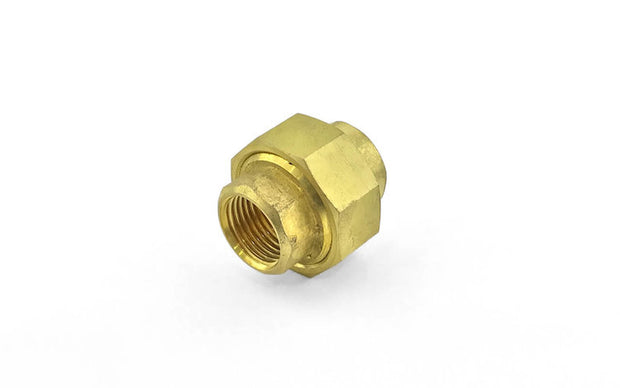 Brass Threaded Pipe Fittings (3) ' Union / Hex Plug / Cap / Hex Adaptor