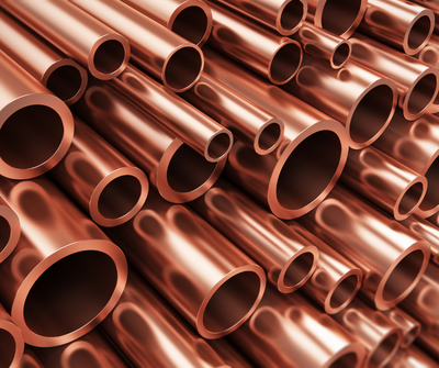 Copper Straight Seamless Pipe