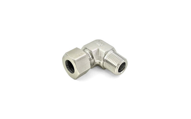Stainless Steel 316 DIN 2353 Tube Fittings (2) ' Reducing Union / Welding Bulkhead Union / Male Elbow