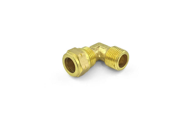 Brass Compression Fittings (2) ' Male Connector / Male Elbow / Female Connector / Nut / Sleeve