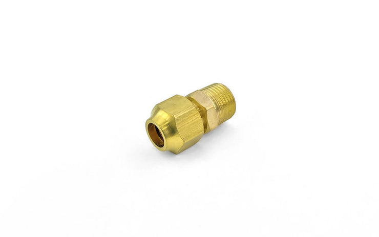 Brass Flare 45° SAE Fittings (2) ' Flare Male Connector / Flare Male Elbow / Flare Female Connector / Flare Nut