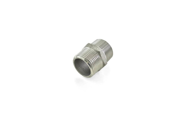 Stainless Steel 316 Threaded Fittings (1) ' Socket (BSP) / Socket (NPT) / Reducing Socket / Hex Nipple (BSP) / Hex Nipple (NPT)