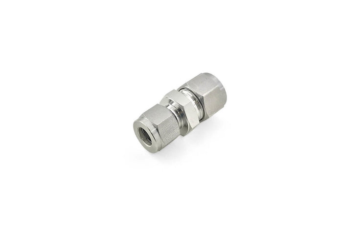 Stainless Steel 316 Instrumentation Tube Fittings (1) ' Straight Union / Union Elbow / Union Tee / Reducing Union / Bulkhead Union