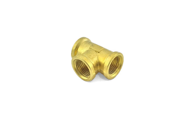 Brass Threaded Pipe Fittings (2) ' Long Nipple / Reducing Bush / Elbow / Tee / Cross Tee