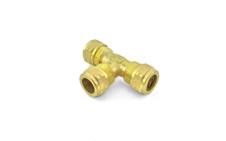 Brass Compression Fittings (1) ' Straight Union / Union Elbow / Union Tee / Reducing Union / Bulkhead Union