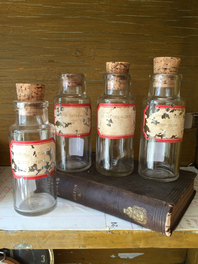 Apothecary Bottle