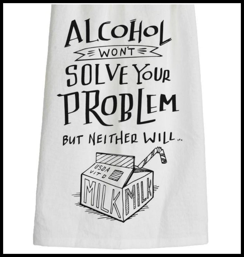 Solve Your Problem Towel