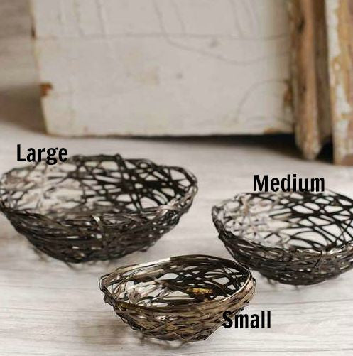 Wire Nest, Medium