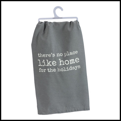 Home for the Holidays Towel